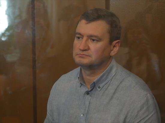 Экс-мэр Оренбурга отпущен под подписку о не выезде