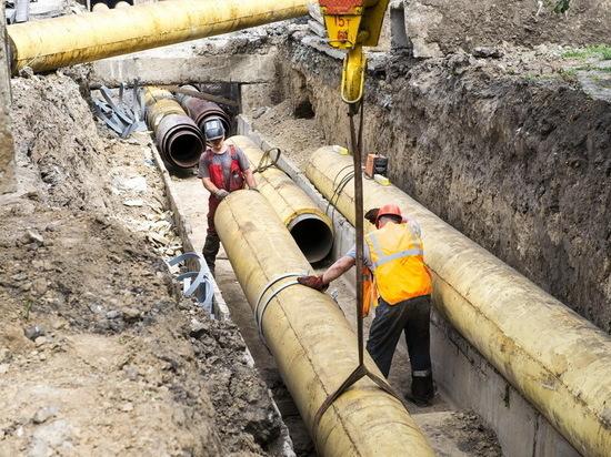 В некоторых районах Барнаула отключат горячую воду из-за ремонта сетей: карта