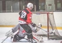 Хоккеисты из новокузнецкого