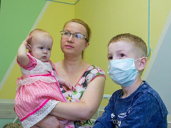 В Кировской области можно лечить детей с муковисцидозом