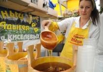 9 августа на территории музея-заповедника в Коломенском начнется главная Всероссийская Ярмарка меда