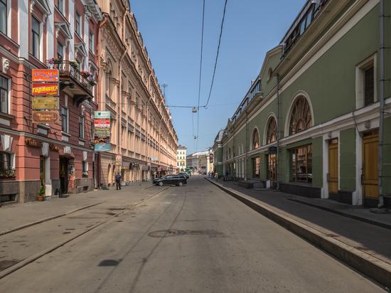 Улицы Думская и Ломоносова станут пешеходными