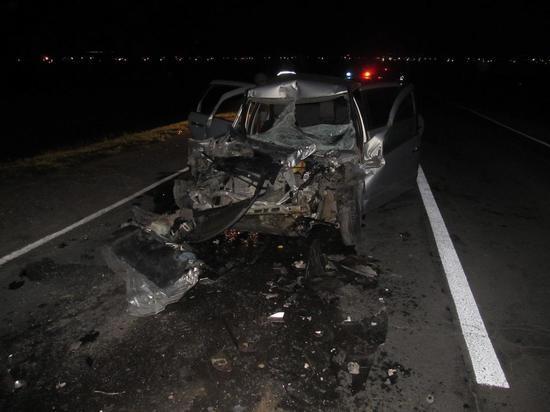На Орской трассе в ДТП погиб водитель