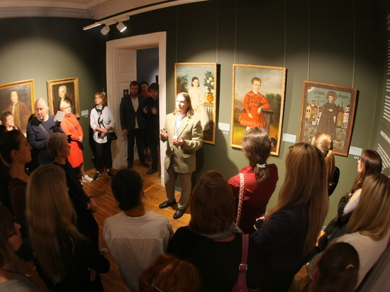 Бесплатная выставка «Сокровища музеев России» открылась в Нижнем Новгороде
