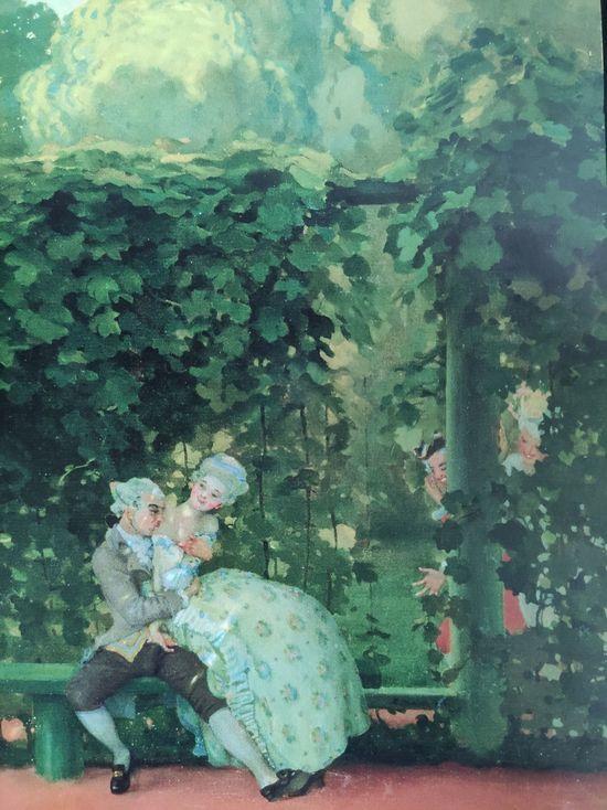 В Русском музее открывается выставка работ Константина Сомова