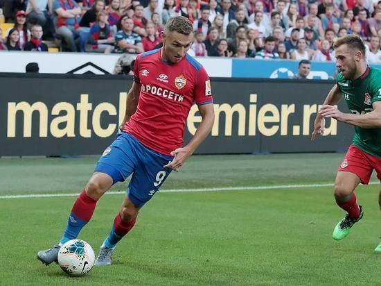 ЦСКА продает Федора Чалова в Англию, осталось несколько часов