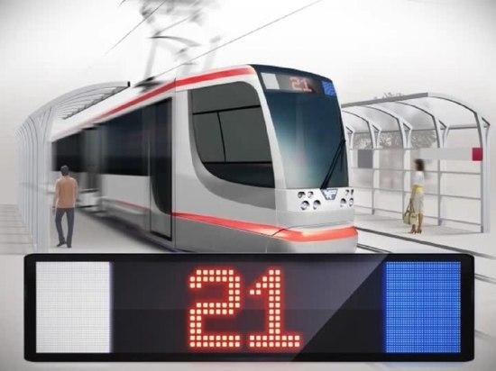 Маршрут краснодарского трамвая можно будет определить по цвету фанарей