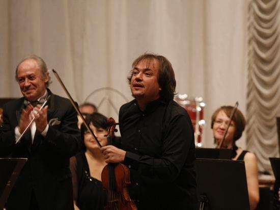 Скрипач Сергей Крылов выступит в Нижнем Новгороде 24 сентября