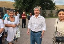 Экс-президент Киргизии Алмазбек Атамбаев задержан  после второго штурма его резиденции в поселке Кой-Таш