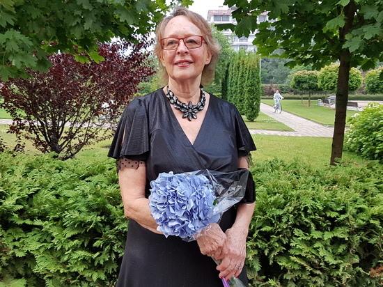 Внучка Веры Холодной приехала в Россию из Стамбула: «Очень грустно»