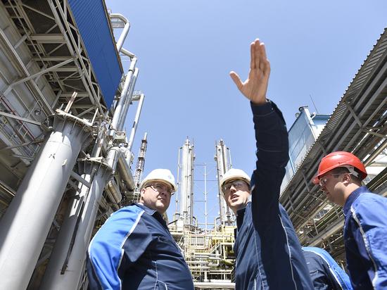 «Невинномысский Азот» рассчитывает на контракты с мировыми производителями газировки