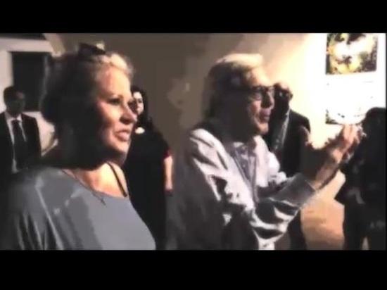 Подруга Сердюкова Евгения Васильева открыла анонимную выставку в Музее Востока