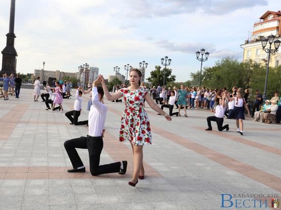 В Хабаровске репетируют