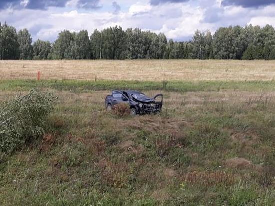 68-летний водитель из Башкирии устроил ДТП на трассе
