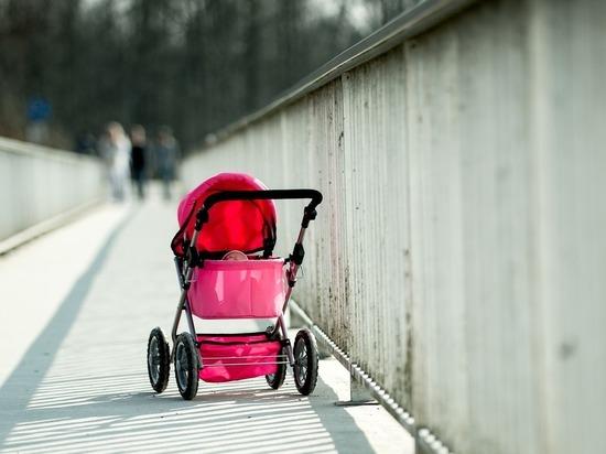 У молодой мамы из Надыма украли коляску