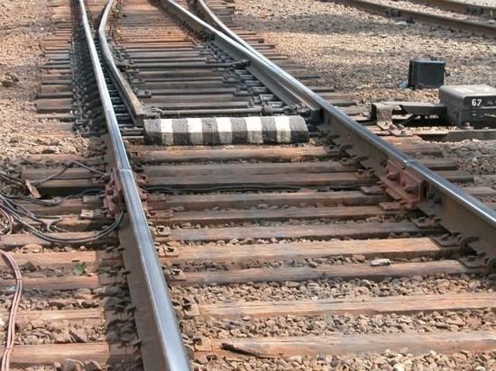 В Приангарье с рельсов сошёл вагон грузового поезда