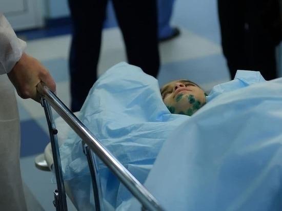 Истерзанной девочке из Ингушетии поставят протез после ампутации руки