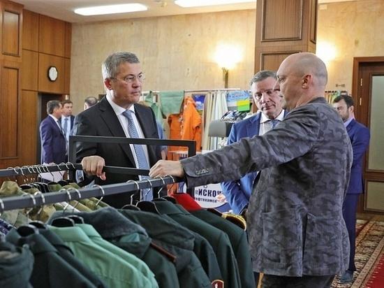 Башкирские власти окажут поддержку предприятиям легкой промышленности