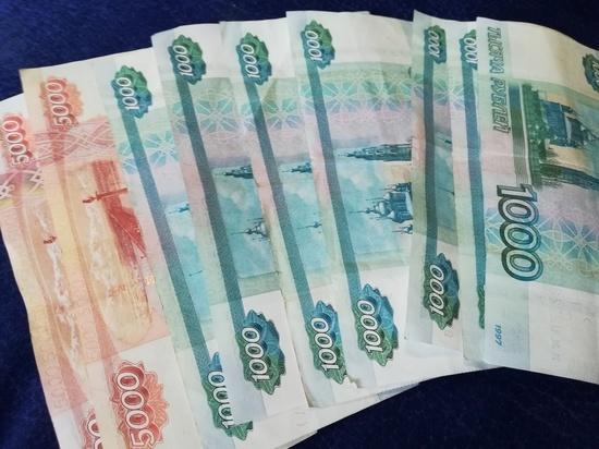 В Новотроицке женщина потеряла 20 тысяч рублей