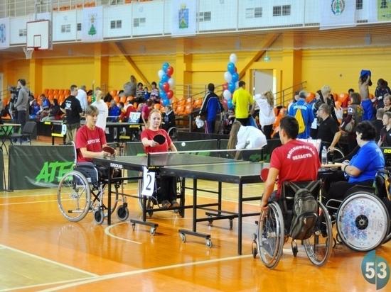 Для серпуховских спортсменов-паралимпийцев нет преград