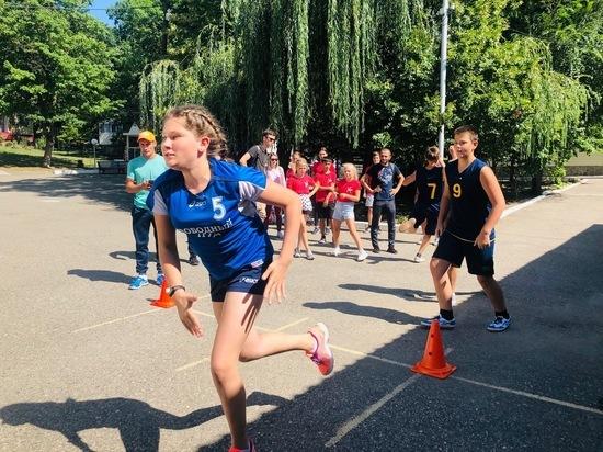Юные спортсмены собрались в Железноводске