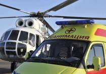 Служба санитарной авиации заработала в Северной Осетии