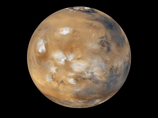 Curiosity нашел на Марсе