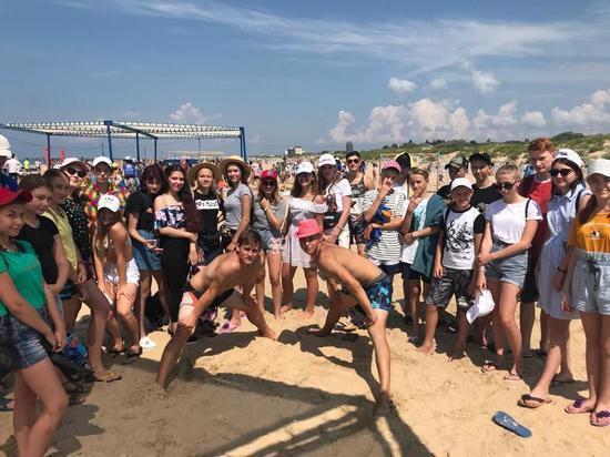 Дети работников Лебединского ГОКа и ОЭМК все лето провели в санатории