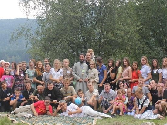 Представитель Тувы побывал на форуме православной молодежи в Абакане