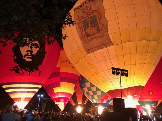 Воздушные шары в Железноводске будут «танцевать» под классику