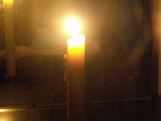 Во всем Лондоне выключился свет