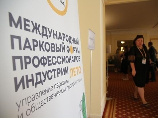 В Волгограде эксперты из Европы вырабатывают концепцию парка будущего