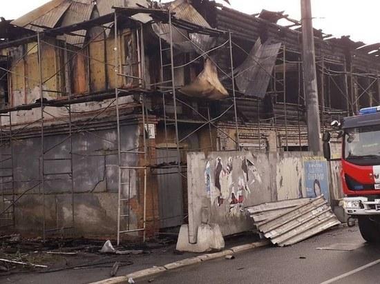 Сгоревший объект культурного наследия на улице Труда можно восстановить
