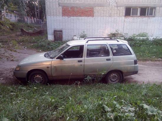 В Оренбурге нашли поджигателя автомобиля