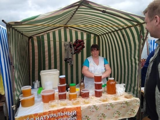 В Епифани осветили мед нового урожая