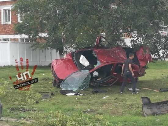 Полиция задержала водителя, устроившего ДТП с тремя погибшими в Кимовске