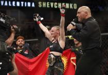 Что будет на турнире UFC в Уругвае