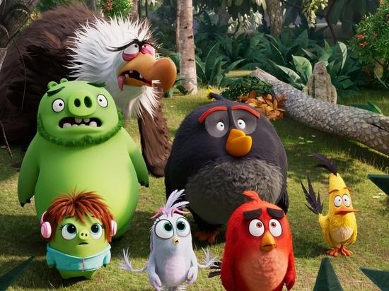 Angry birds возвращаются в уфимские кинотеатры