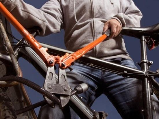 Похитители велосипедов терроризируют Тюмень
