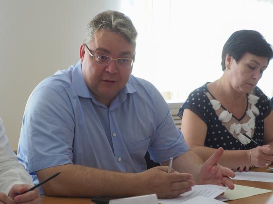 Губернатор Ставропольского края проведет прямую линию с жителями 15 августа