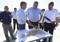 Губернатор Ставрополья добивается ускорения финансирования работ на Подкумке
