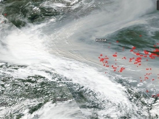 В Томской области высока вероятность возникновения лесных пожаров