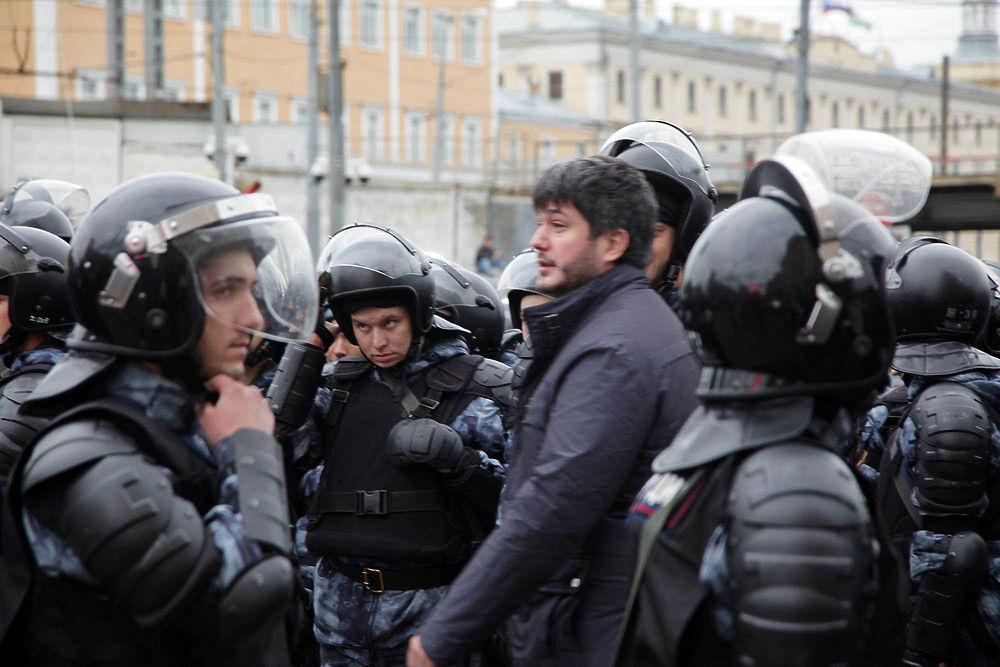 Митинг за свободные выборы в Москве: протест и цыгане