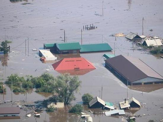 45 тысяч человек в Приангарье признаны пострадавшими от паводка