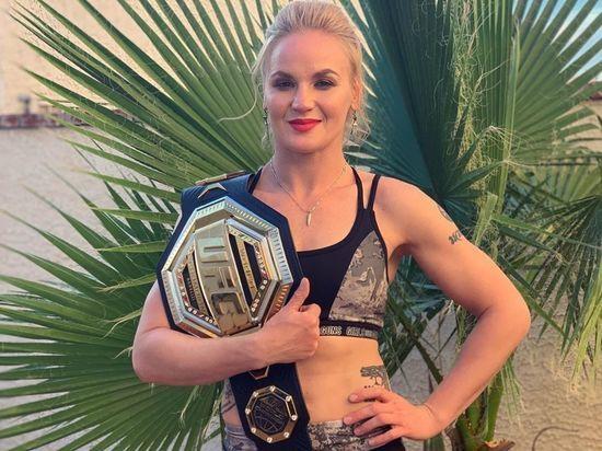 Шевченко победила с рекордом: итоги турнира UFC в Уругвае