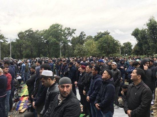 Мусульманский праздник с каждым годом становится все более светским
