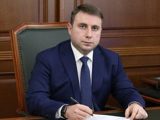 Глава городского округа Серпухов Дмитрий Жариков поздравляет с Днем строителя
