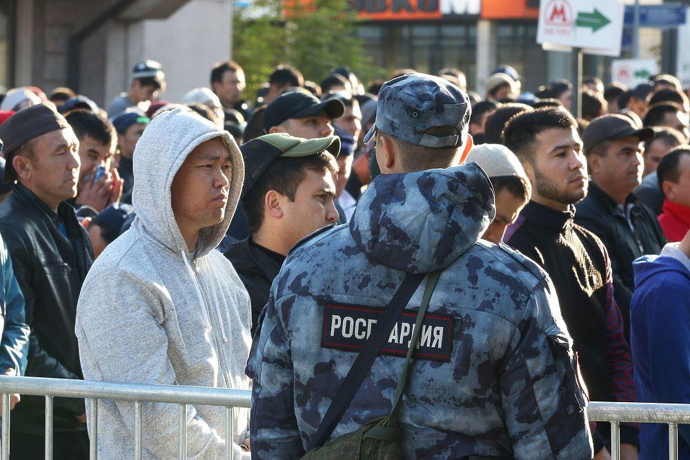 Курбан-Байрам в Москве: рекордное количество мусульман отметили праздник