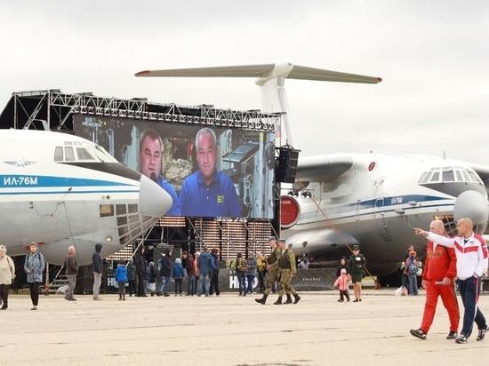В Иванове прошел военно-патриотический праздник «Открытое небо»