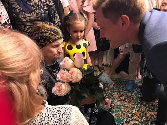 Рязанка Анна Наумушкина отметила столетний юбилей